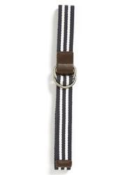 Double stripe d ring belt medium 21500