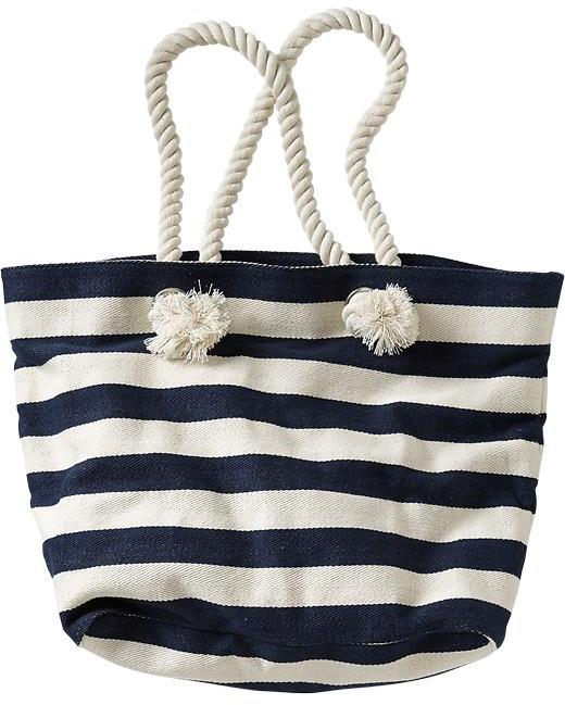 Bags Old Navy Canvas Rope Totes