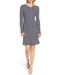 MICHAEL Michael Kors Striped Tee Dress