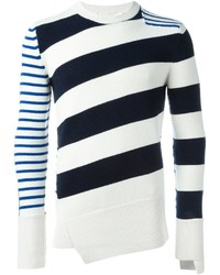 Alexander McQueen Striped Jumper