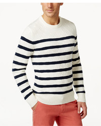 Tommy Hilfiger Aloha Striped Sweater
