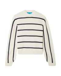 M.i.h Jeans Ashton Striped Cashmere Sweater