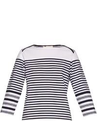 Stella McCartney Breton Multi Striped Cotton Top