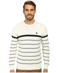 U.S. Polo Assn. Cotton Crew Neck