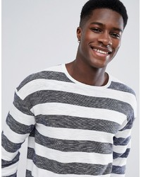 Tom Tailor Jumper With Bold Stripe
