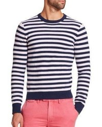 Michael Kors Michl Kors Terry Striped Sweater