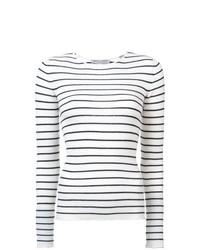 Striped sweater medium 8322592
