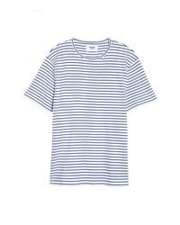 WAX LONDON Delta Stripe T Shirt
