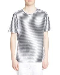 WAX LONDON Duval Stripe T Shirt