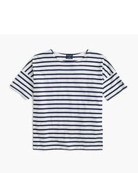 J.Crew Saint James For Short Sleeve Slouchy T Shirt