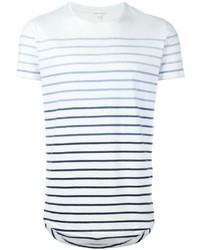 Orlebar Brown Striped T Shirt