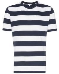 Sunspel Riviera Striped T Shirt