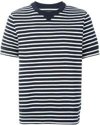 Sacai Striped T Shirt