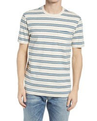 Faherty Sunwash Stripe T Shirt