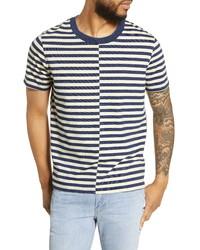 John Varvatos Star USA Woodstock Stripe T Shirt