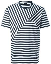 Z Zegna Striped T Shirt