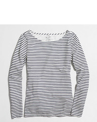 J.Crew Factory Striped Artist T Shirt