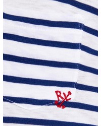 ... Polo Ralph Lauren Breton Stripe Long Sleeved T Shirt