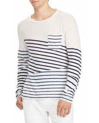 Polo Ralph Lauren Striped Long Sleeve Tee