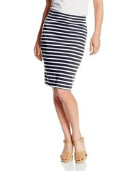 Only Hearts Club Only Hearts Double Knit Knee Length Pencil Skirt
