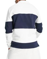 Topman Stripe Rugby Shirt