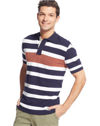 Tommy Hilfiger Pierce Striped Classic Fit Polo