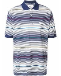 Palace Striped Polo Shirt