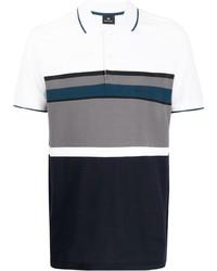 PS Paul Smith Striped Polo Shirt