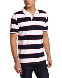 U.S. Polo Assn. Striped Polo Shirt