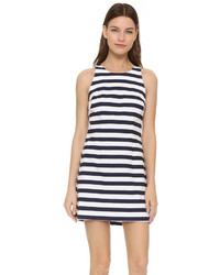 BB Dakota Robinston Stripe Mini Dress