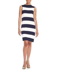 Eliza J Striped Shift Dress