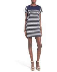 Stripe shift dress medium 449133