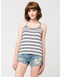 Full Tilt Retro Stripe Tank
