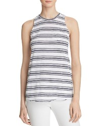 Stateside Striped Slub Jersey Tank