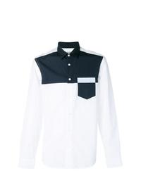 Kenzo Two Tone Polo Shirt