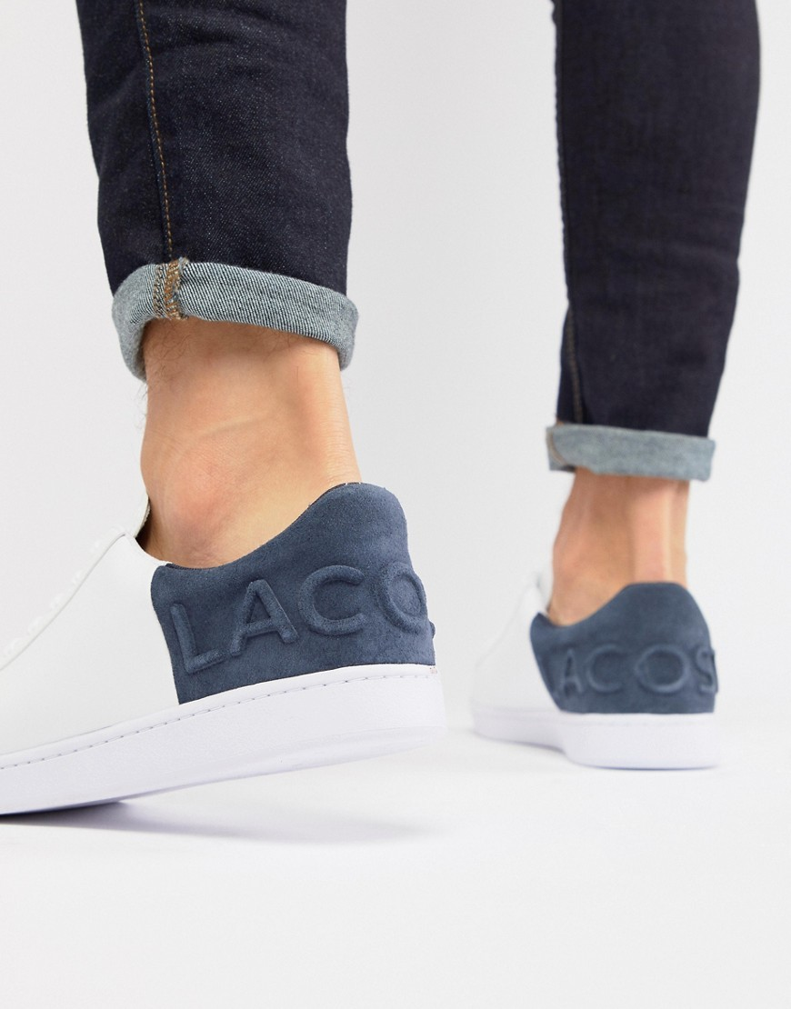 Lacoste Carnaby Evo 318 6 Trainers In