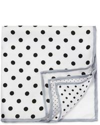 Asstd National Brand Four Corner Dot Pocket Square
