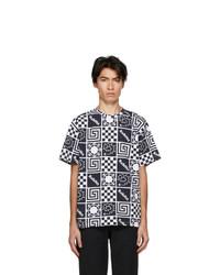 Rassvet Multicolor Allover Logo T Shirt