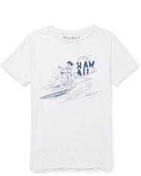 Printed cotton jersey t shirt medium 174088
