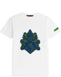 Marc by Marc Jacobs Printed Cotton T Shirt