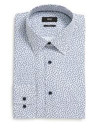 Hugo Jano Slim Fit Button Up Dress Shirt