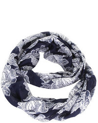 Dorothy Perkins Navy Lace Print Snood