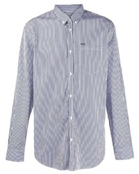 DSQUARED2 Striped Button Down Shirt