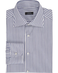 Fairfax Variegated Stripe Fitted Shirt