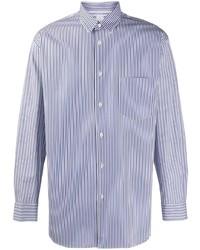 Comme Des Garcons SHIRT Comme Des Garons Shirt Striped Long Sleeve Shirt