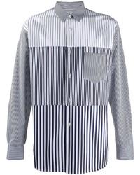 Comme Des Garcons SHIRT Comme Des Garons Shirt Striped Print Shirt