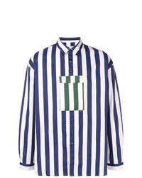 Sunnei Striped Shirt