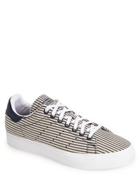 Stan smith canvas stripe sneaker medium 271819