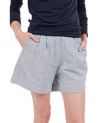 Chinti and Parker Woven Long Shorts