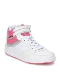 Airwalk Season White Pink Shoes